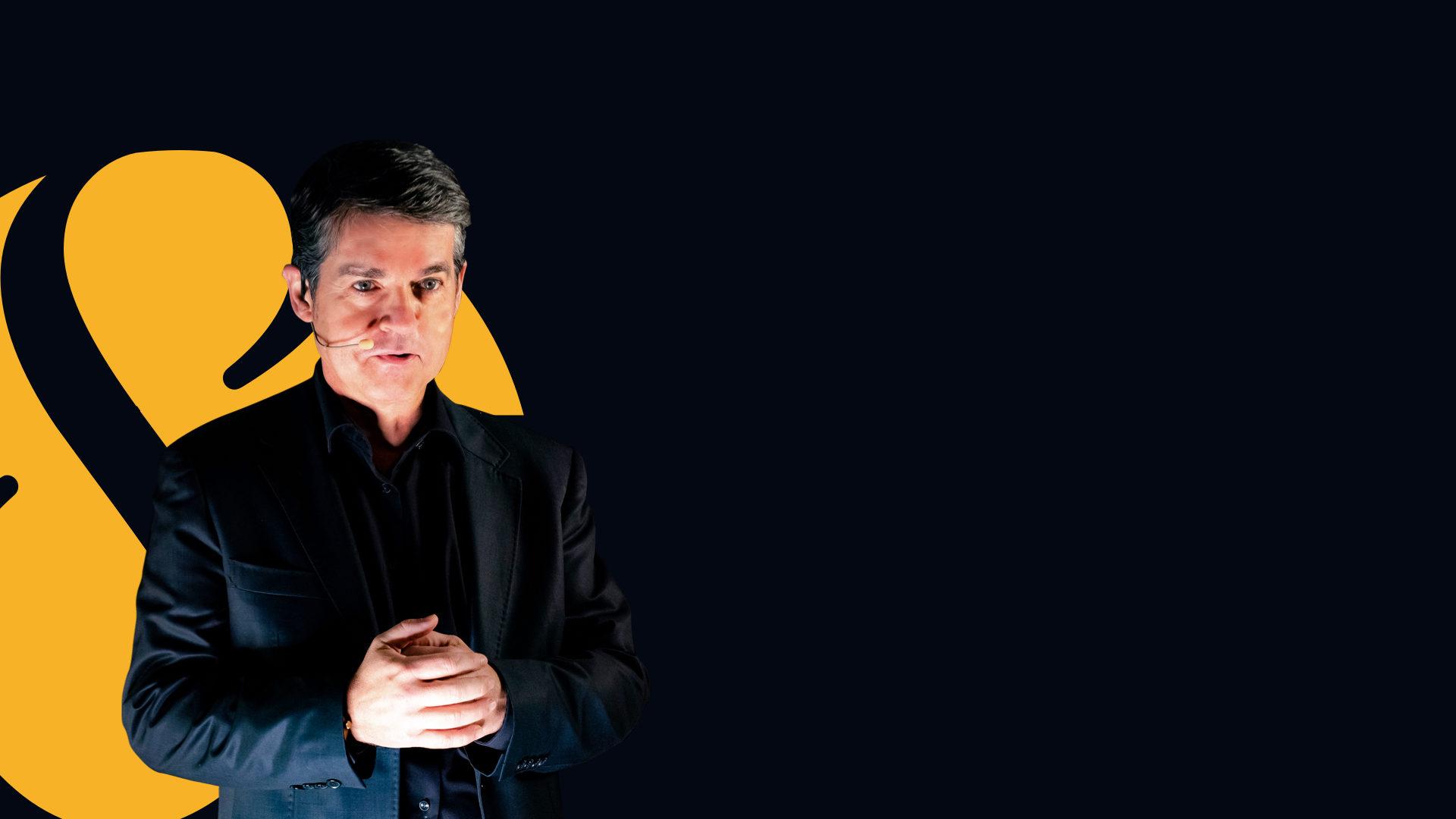 Bannière de la page d'accueil avec photographie portrait de Christophe Alvarez